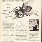 "1953 General Electric Ad ""How many germs""  2634"