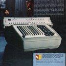 "1962 Smith-Corona Ad ""the best-looking calculator""  2728"