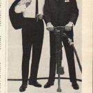 "1962 Joseph & Feiss Ad ""the impression""  2731"