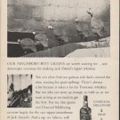 "1962 Jack Daniel's Whiskey Ad ""Our neighbors' best grains""  2736"