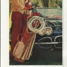 "1961 Quaker State Motor Oil Ad ""Symbol of protection"""