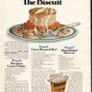 """1976 Bisquick Ad """"The Economy Presents"""""""
