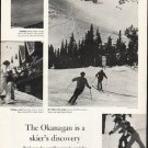 "1976 Okanagan Article ""skier's discovery"""