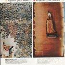"""1958 United States Steel Ad """"lighten your work"""""""