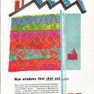 "1962 Monsanto Ad ""New windows"""