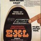 """1976 Hormel Ad """"How do you know"""""""
