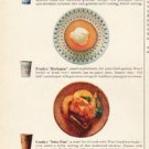 """1961 Fonda Container Company Ad """"look what you can serve"""""""