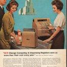 "1962 NCR Registers Ad ""Change Computing"""