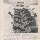 "1962 Goodyear Tires Ad ""Xtra-Grip"""