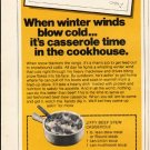 "1976 Beef Council Ad ""winter winds"""