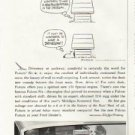 """1961 Ford Falcon Ad """"Driveway or parkway"""" ~ model year 1961"""