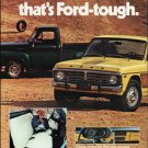 """1976 Ford Courier Ad """"The fun truck"""" ~ (model year 1976)"""