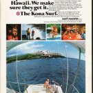 "1976 Hawaii Travel Ad ""Our guests"""