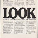 """1976 The Hawaiian Islands Ad """"Look"""""""