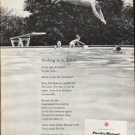 "1962 Pacific Mutual Ad ""Nothing to it"""