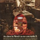 """1976 Mary Kitchen Ad """"As close to Mom's"""""""