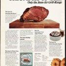 "1976 Jenn-Air Ad ""Triumphs of the American Table"""