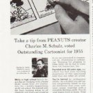 "1957 Art Instruction Ad ""Like to draw?"""