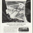 "1958 Association of American Railroads Ad ""superhighways"""