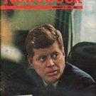 "1962 Newsweek Magazine Cover Page ""Showdown"" ~ November 5, 1962"