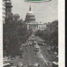 "1958 Quaker State Ad ""Big news"""
