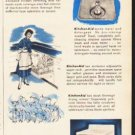 "1953 KitchenAid Ad ""no other dishwasher"""