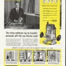 """1958 Stanley Tools Ad """"Any home craftsman"""""""