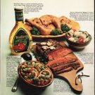 "1976 Wish-Bone Dressing Ad ""America's favorite"""