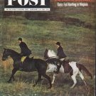 """1963 Saturday Evening Post Cover Page """"Jacqueline Kennedy"""" ... February 23, 1963"""