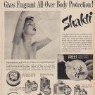 "1950 Shakti Ad ""New Deodorant Powder"""