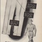 "1950 Dickies Ad ""The Inside Story"""