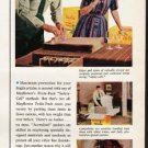 "1961 Mayflower Movers Ad ""how Mayflower protects"""