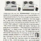 "1965 SONY Ad ""Tapemates"""