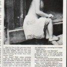"""1965 Christian Children's Fund Ad """"help her"""""""