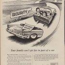 "1960 Metropolitan Life Ad ""Father's Salary"""