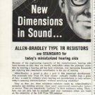 "1961 Allen-Bradley Ad ""New Dimensions"""