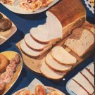 """1948 American Bakers Association Ad """"Handle With Care"""""""