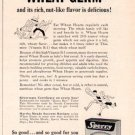 "1953 Sperry Wheat Hearts Ad ""Your Doctor"""