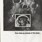 """1964 RCA Television Ad """"pictures of the moon"""""""