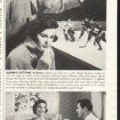 """1958 Bayer Aspirin Ad """"most gentle"""""""
