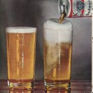 """1965 Budweiser Beer Ad """"Which looks better"""""""