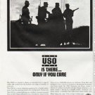 """1965 USO Ad """"Is There"""""""