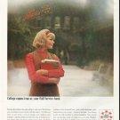 """1964 Full Service Bank Ad """"College comes true"""""""