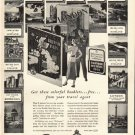 "1948 Britain Tourism Ad ""Come to Britain"""