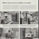 """1958 Carrier Air Conditioner Ad """"Which is the best way"""""""