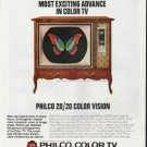 "1965 Philco Television Ad ""You are looking"""