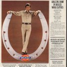 "1980 Dickies Ad ""The New Work Times"""