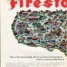 "1965 Firestone Tires Ad ""Your Symbol"""