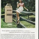 "1964 Lennox Ad ""Nature's Freshness"""