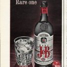 "1965 J & B Scotch Ad ""Compare your brand"""